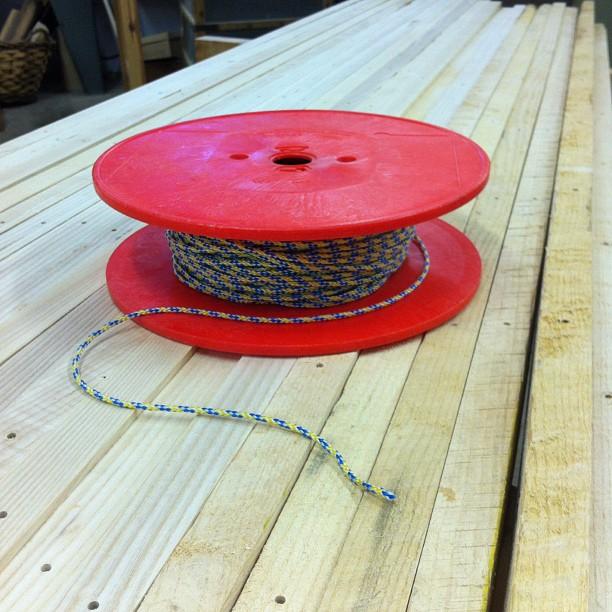 October 10, 2012 at 05:08PM Varit i stan idag och skaffat lite byggmaterial (och annat) #alskarattsovaute by skogsmullen